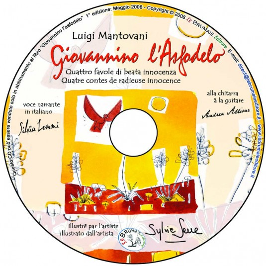 CD GIOVANNINO L'ASFODELO (IT)